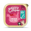 Edgard & Cooper Kitten Kip & Forel Kuipje 85 gram