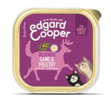 Edgard & Cooper Adult Kat Gevogelte & Wild Kuipje 85g