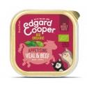 Edgard & Cooper Adult Kat Rund & Kalf Biologisch 85g