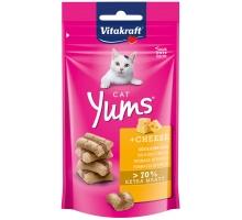 Vitakraft Cat Yums Kaas - kattensnoepjes