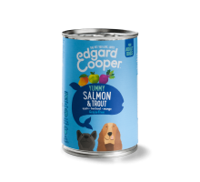 Edgard & Cooper Zalm & Forel Adult 400g