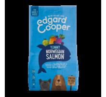 Edgard & Cooper Verse Noorse Zalm Adult 12 kg