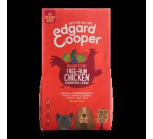 Edgard & Cooper Verse Scharrelkip & Noorse Zalm Senior 7 kg