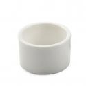 Eivoerbakje Wit klein 5 cm