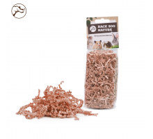 Back Zoo Nature Rodent Crinkle Paper Refill Baby Pink 35 gram