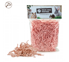 Back Zoo Nature Rodent Crinkle Paper Baby Pink 100 gram
