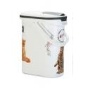 Curver voedselcontainer voor de kat. 10 liter.