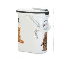 Curver voedselcontainer voor de kat 10 liter