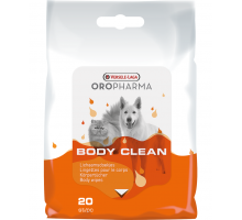 Oropharma body clean whipes