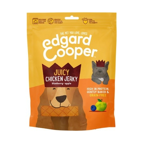 Edgard & Cooper Chicken Jerky 150g