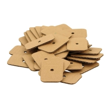 Cardboard Slices Medium 40 stuks