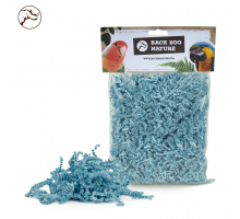Back Zoo Nature Crinkle Paper Baby Blue 100 gram