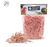 Back Zoo Nature Crinkle Paper Baby Pink 100 gram