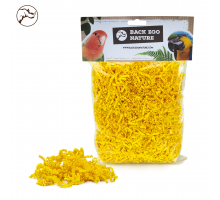 Back Zoo Nature Crinkle Paper Yellow 100 gram