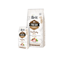 Brit Fresh Turkey with Pea Light Fit & Slim 2,5kg