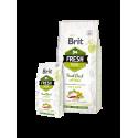 Brit Fresh Duck with Millet Adult Run & Work 2,5 kg