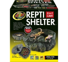 Zoo Med Repti Shelter 3-in-1 Cave SM