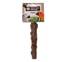 Back Zoo Nature Pepper Wood Perch Small