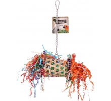 Back Zoo Nature Woven Surprise Basket
