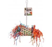 Back Zoo Nature Woven Surprise Basket