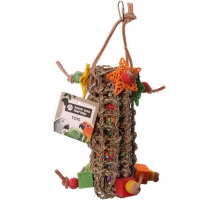 Back Zoo Nature Woven Pinata