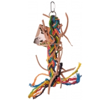 Back Zoo Nature Sisal and Leather String 39 cm