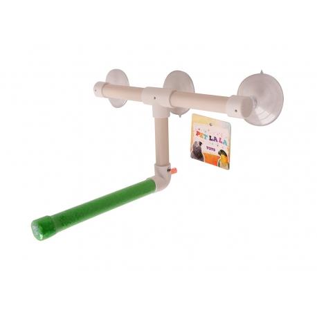 Petlala Sandy Shower Perch Small