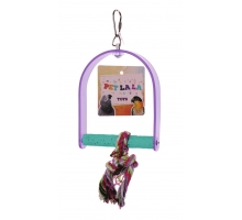 Petlala Acrylic Sandy Swing Small
