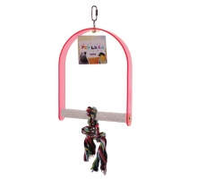 Petlala Acrylic Sandy Swing Medium