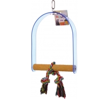 Petlala Acrylic Sandy Swing Large