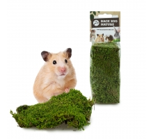 Back Zoo Nature Forest Moss Rodent 20 gram