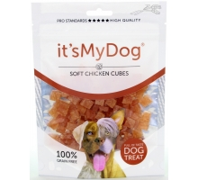 It's My Dog Soft Chicken Cubes