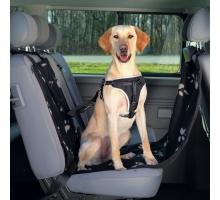 Trixie Auto-Beschermdeken 65 × 145 cm zwart/beige