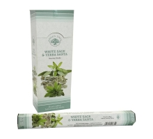 Green Tree White Sage & Yerba Santa Wierook