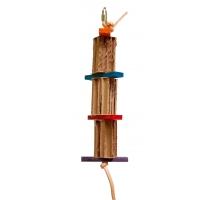 Zoo-Max Shredding Tower Honeycomb Small