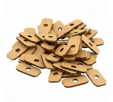Zoo-Max Cardboard Slices Small 50 stuks