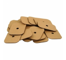 Zoo-Max Cardboard Slices Large 20 stuks