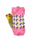 Back Zoo Nature Woven Foraging Cylinder