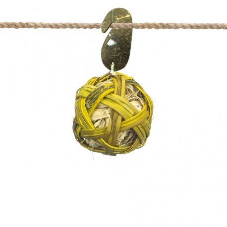 Back Zoo Nature Bamboo Surprise Ball Small