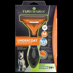 FURminator M Undercoat Tool Hond Kortharig