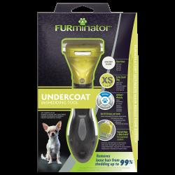 FURminator XS Undercoat Tool Hond Kortharig