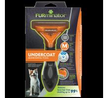 FURminator M Undercoat Tool Hond Langharig