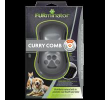 FURminator Curry Comb Hond & Kat