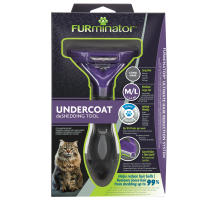 FURminator M/L Undercoat Tool Kat Langharig