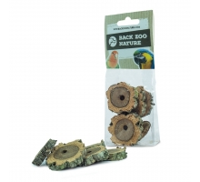 Back Zoo Nature Corky Slices Medium 6st