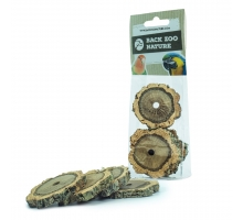 Back Zoo Nature Corky Slices Large 4st