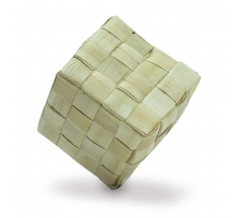 Back Zoo Nature Woven Cube Large