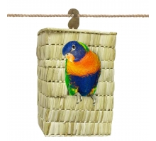 Back Zoo Natural Bird Cube Medium