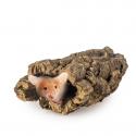 Back Zoo Nature Corky Tube Mini Knaagdier