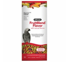 Zupreem Fruitblend Flavor Medium/Large 400 gram